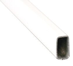 Prime-Line  White  Aluminum  5/16 in. W x 72 in. L Spreader Bar  1 pk