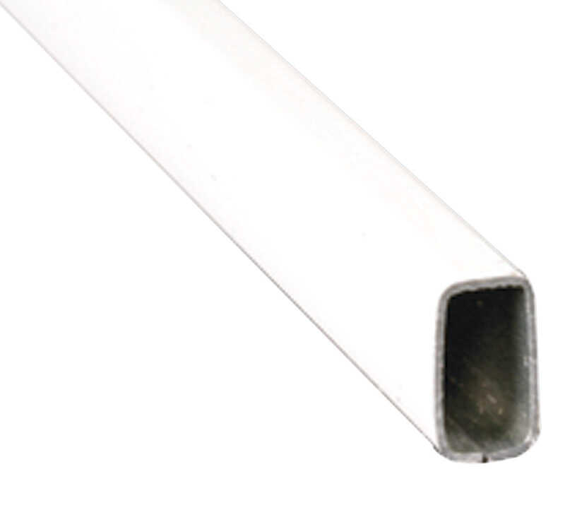 Prime-Line  5/16 in. W x 72 in. L White  Aluminum  Spreader Bar  20