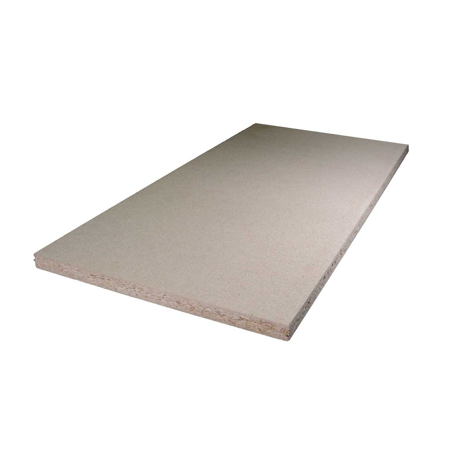 Alexandria Moulding  Particle  3/4 in.  x 0.75 in.  x 12 in. W x 1 ft. W x 8 ft. L Particle Board