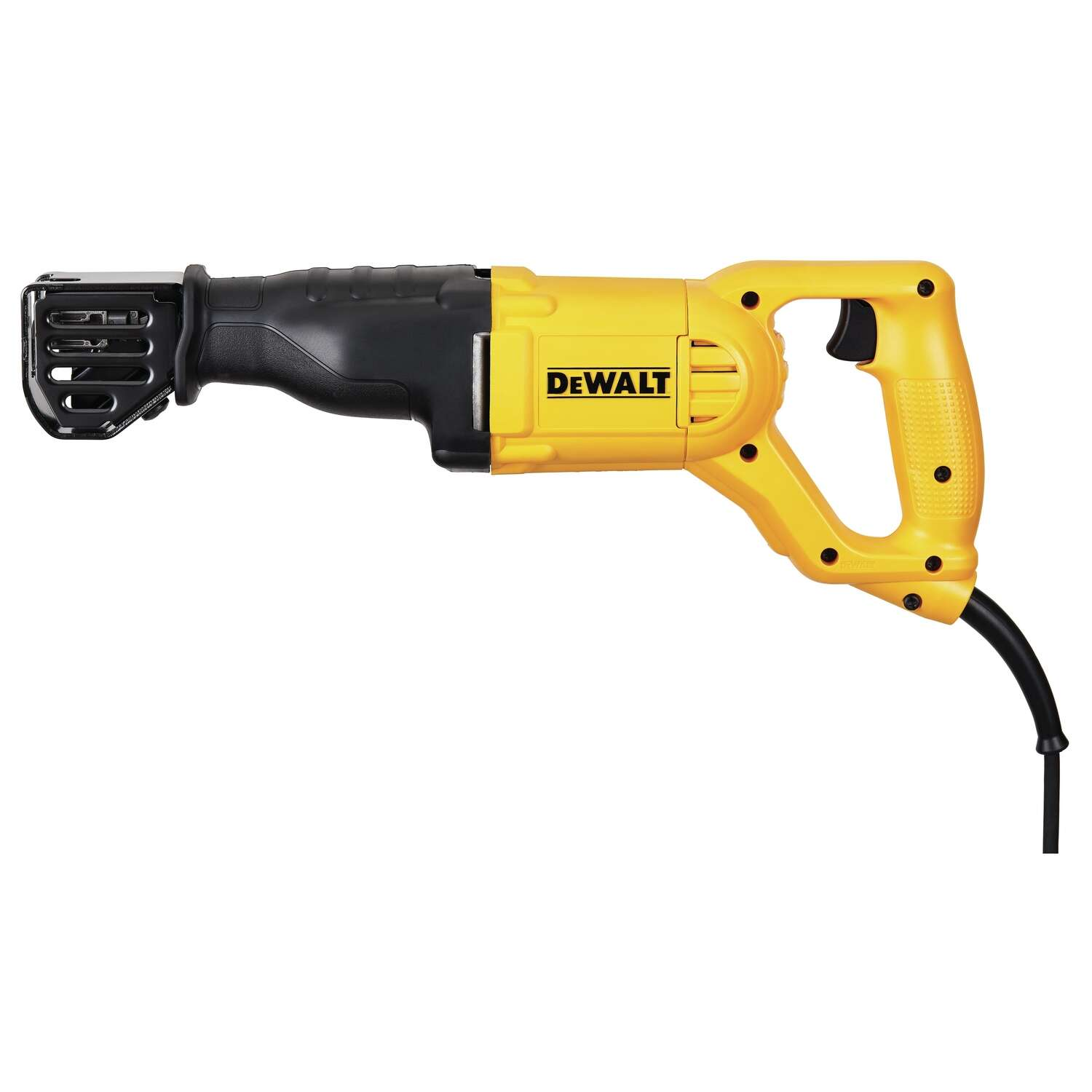DeWalt 10 amps Corded Brushed Reciprocating Saw Tool Only