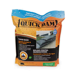 Quick Dam  Sandless Sandbags  6 pk