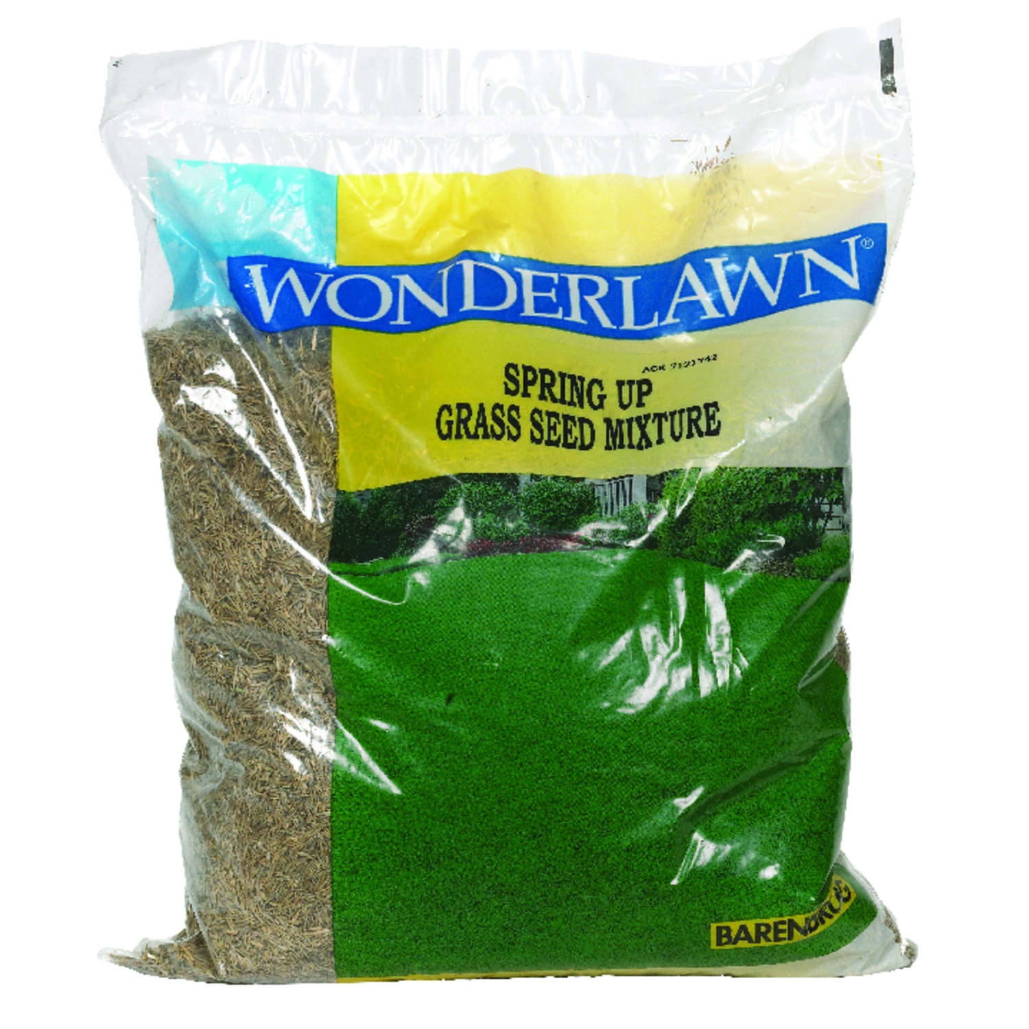 Barenbrug  Wonderlawn  Mixed  Lawn Seed Mixture  3 lb.