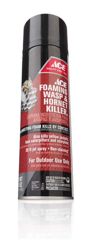 Ace Wasp and Hornet Killer 17 5 oz  - Ace Hardware
