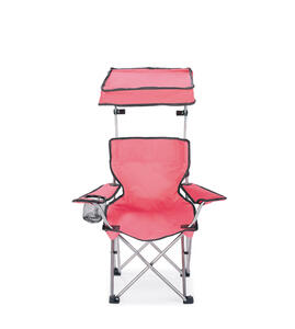 Quik Shade  Adjustable Pink  Canopy Folding  Kid's Chair