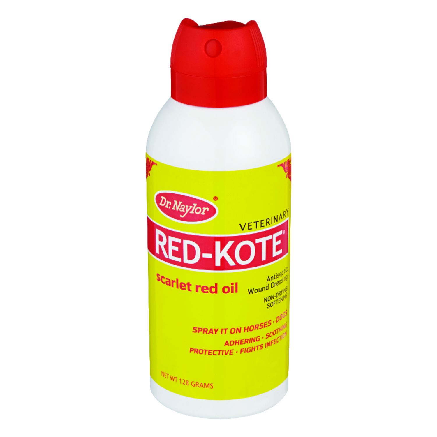 Red Kote  Aerosol  Wound Care  For Horse 5 oz.