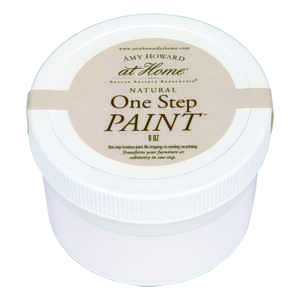 Amy Howard at Home  Flat Chalky Finish  Bauhaus Buff  One Step Paint  8 oz.