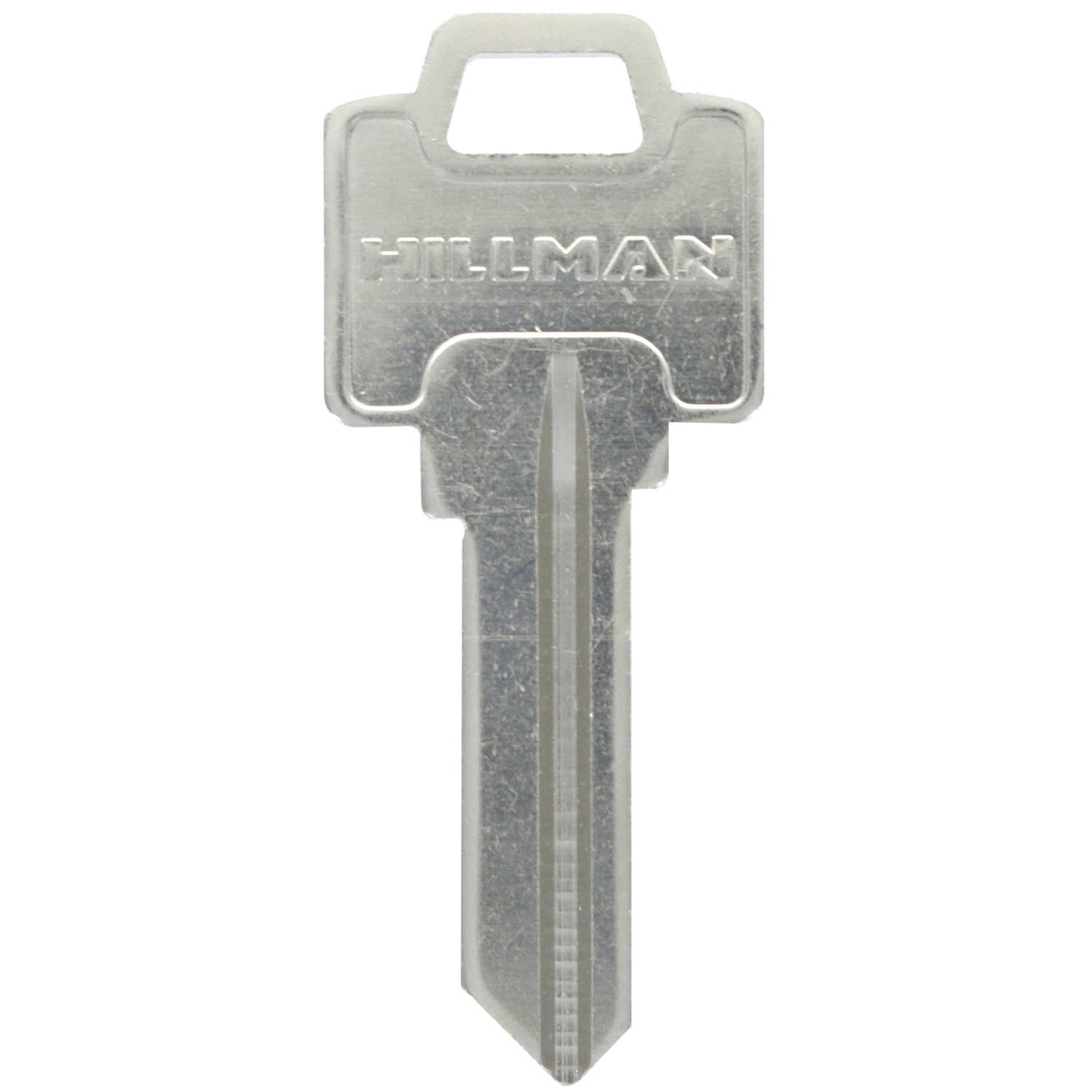 Hillman  KeyKrafter  WR-5  House/Office  Universal Key Blank  Single sided