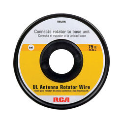 RCA  Outdoor  TV  Antenna Rotator Wire  1 pk