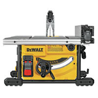 DeWalt 15 amps Corded 8-1/4 in. Compact Table Saw DWE7485 Deals