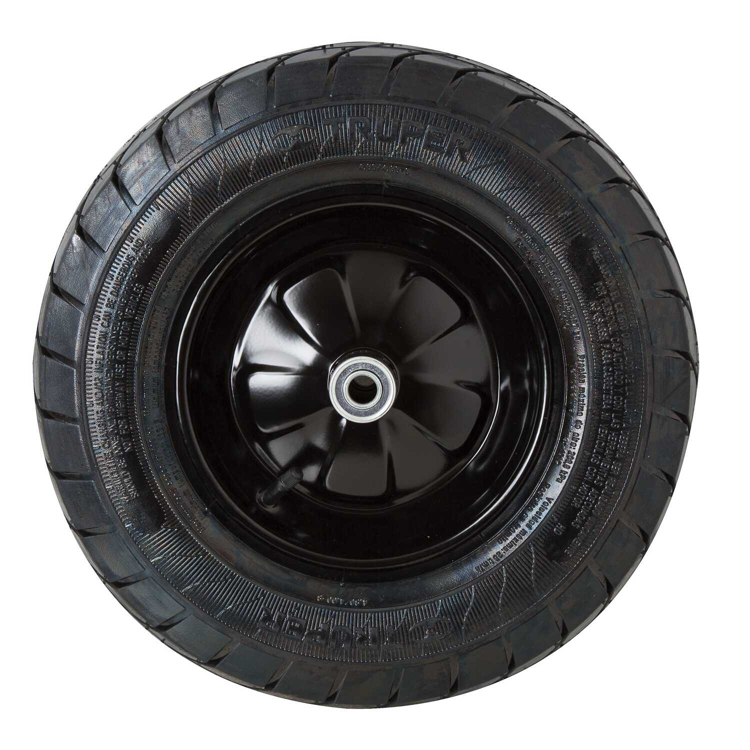 Ace  Rubber  Wheelbarrow Tire  1 each
