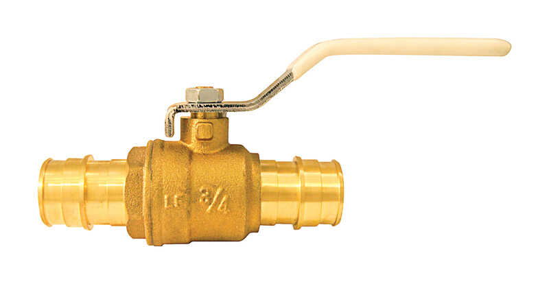 Apollo  Expansion PEX A  Bronze  Compression  Ball Valve