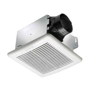 Delta  BreezGreenBuilder  100 CFM 1.4 Sones Ventilation Fan