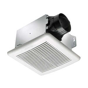 Delta  BreezGreenBuilder  100 CFM Ventilation Fan  1.4 Sones