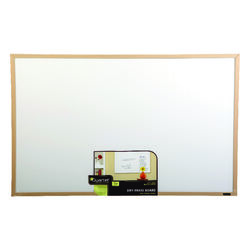 Quartet  23 in. H x 35 in. W Screw-Mounted  Dry Erase Board