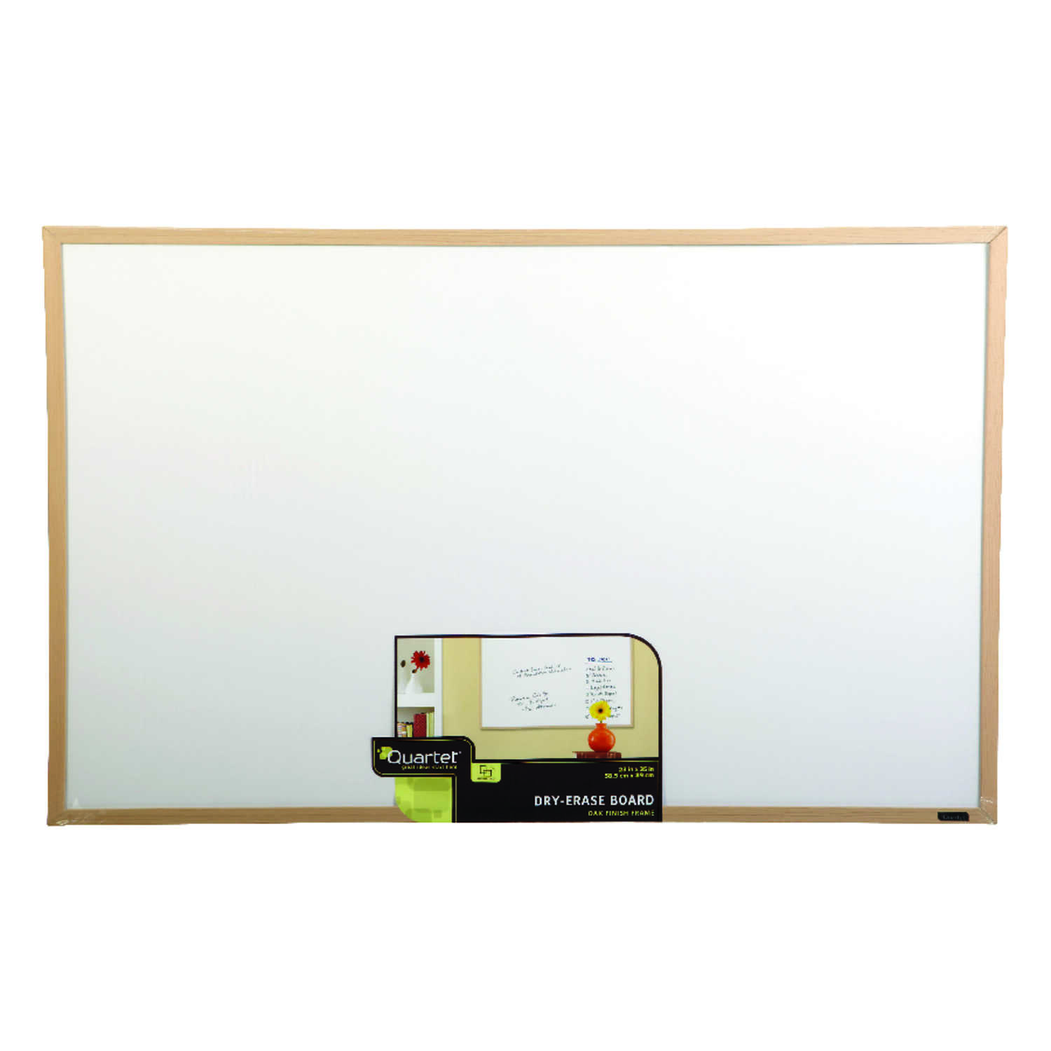 Quartet  35 in. W x 35 in. W x 23 in. H x 23 in. H Screw-Mounted  Dry Erase Board