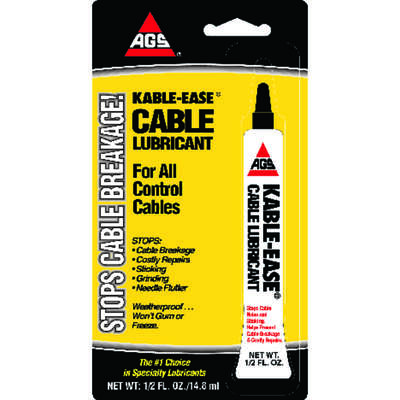 AGS Liquid Penetrating Oil 0.5 oz. 1 pk