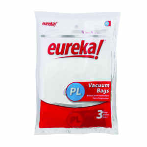 Eureka  Upright Vacuum Bag  For Upright vacuum 3 pk