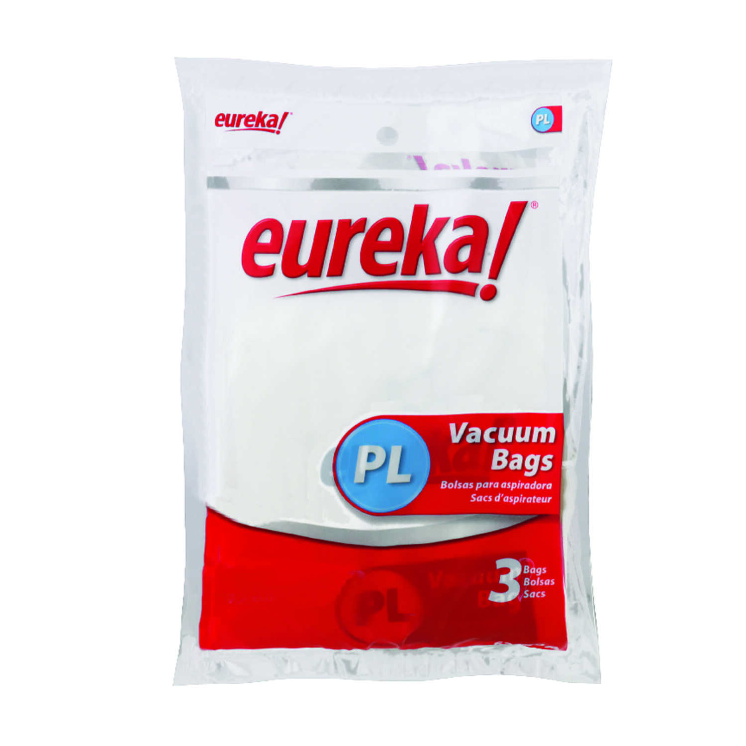 Eureka Upright Vacuum Bag For 3 Pk