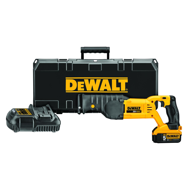 Dewalt max 1 18 in reciprocating saw kit 20 volts 3000 spm reciprocating saw kit 20 volts 3000 spm keyboard keysfo Gallery