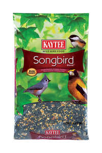 Kaytee  Songbird  Wild Bird Food  Black Oil Sunflower Seed  7 lb.