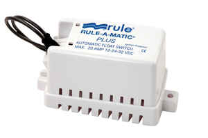 Rule  Bilge Pump Control Switch  ABS Plastic