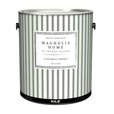 Magnolia Home by Joanna Gaines Eggshell Tint Base Base 3 Paint and Primer Interior 1 gal.