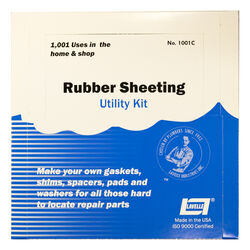 Lavelle  6 in. L Rubber  Faucet Packing
