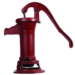 Campbell  Cast Iron  Pitcher Pump  0 hp