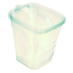Werner Flexible Plastic Clear Paint Cup Liner 4 pk