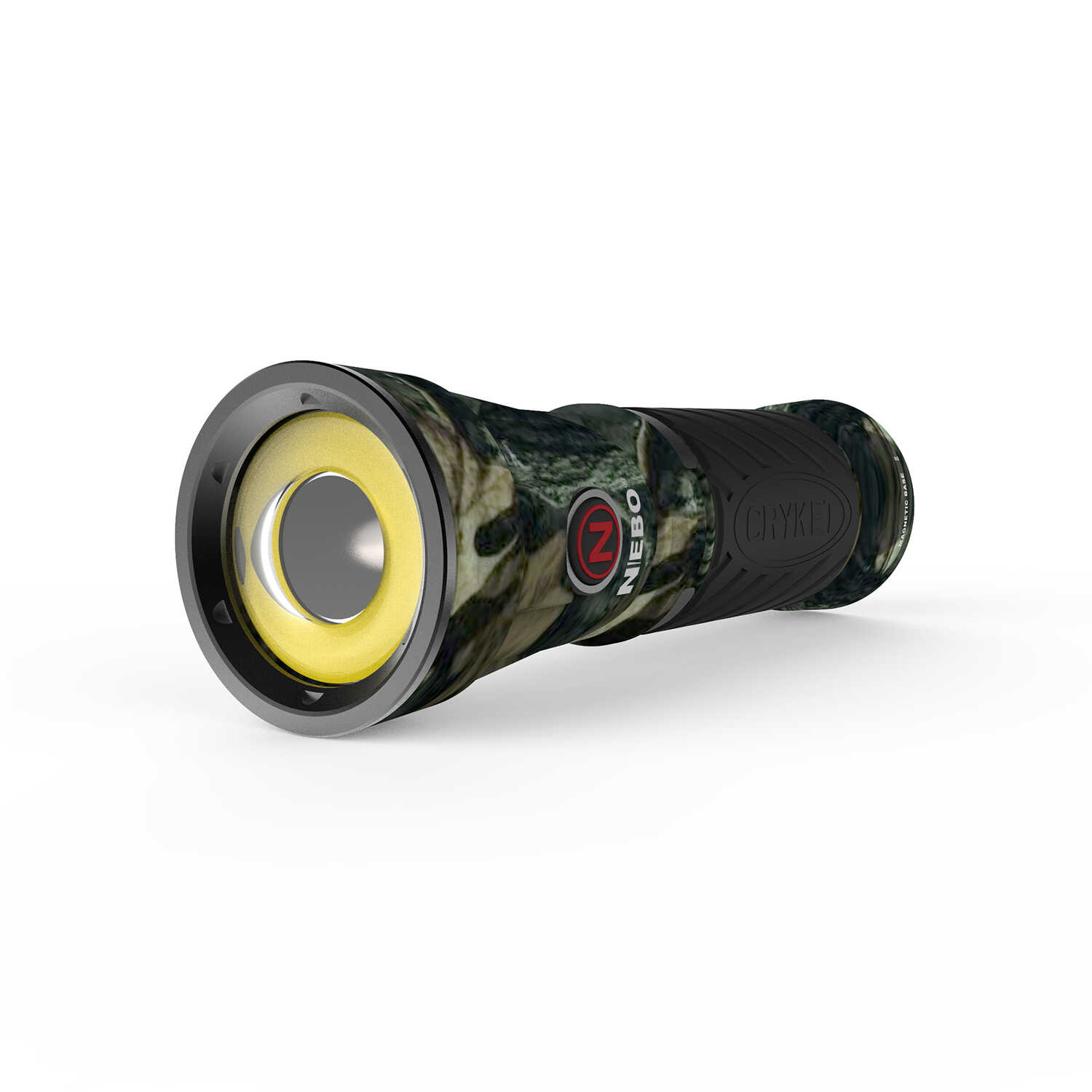 Nebo  Cryket  250 lumens Camouflage  LED  COB Flashlight  AAA Battery
