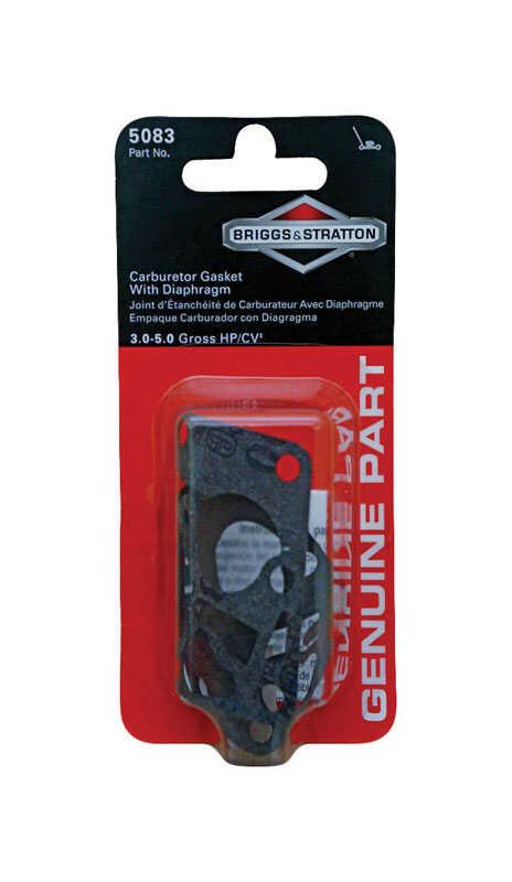 Briggs & Stratton Carburetor Gasket with Diaphragm 1 each - Ace Hardware