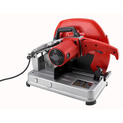 Milwaukee  Corded  Abrasive Cut-Off Machine  15 amps 120 volt 4 hp
