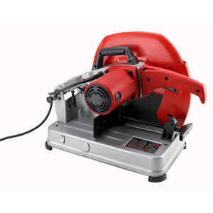 Milwaukee  14 in. Corded  Abrasive Cut-Off Machine  15 amps 120 volt 4 hp 3900 rpm