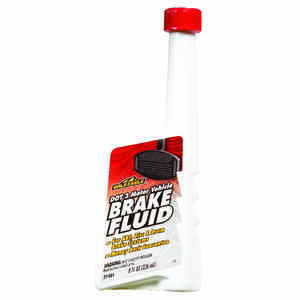 Gold Eagle  DOT 3  Brake Fluid  8 oz.