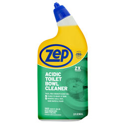 Zep Wintergreen Scent Acidic Toilet Bowl Cleaner 32 oz. Liquid