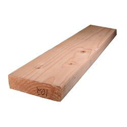 Alexandria Moulding  6 in. W x 8 ft. L x 2 in.  Wood  Lumber