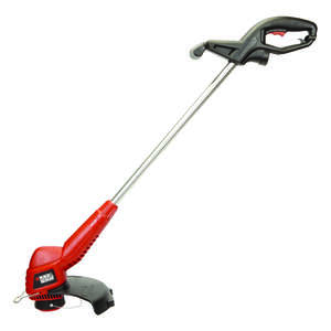 Black and Decker  Groom 'N' Edge  Straight Shaft  Electric Powered  Corded  String Trimmer  Electric