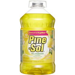 Clorox  Pine-Sol  Lemon Fresh Scent All Purpose Cleaner  Liquid  144 oz.