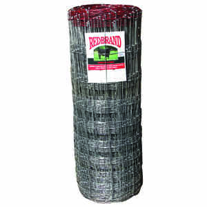 Red Brand  Square Deal  47 in. H x 330 ft. L Steel  Field Fence