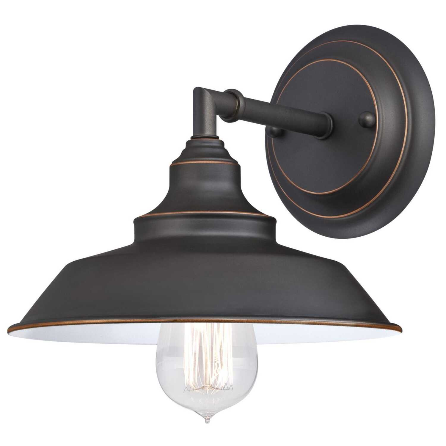 Westinghouse  Oil Rubbed Bronze  Wall Sconce  1
