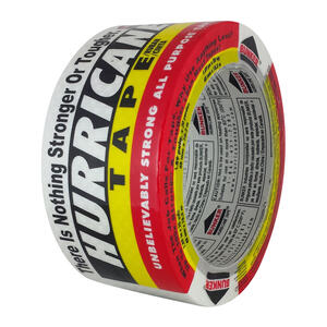 IPG  Hurricane Tape  2 in. W x 20 yd. L White  Duct Tape