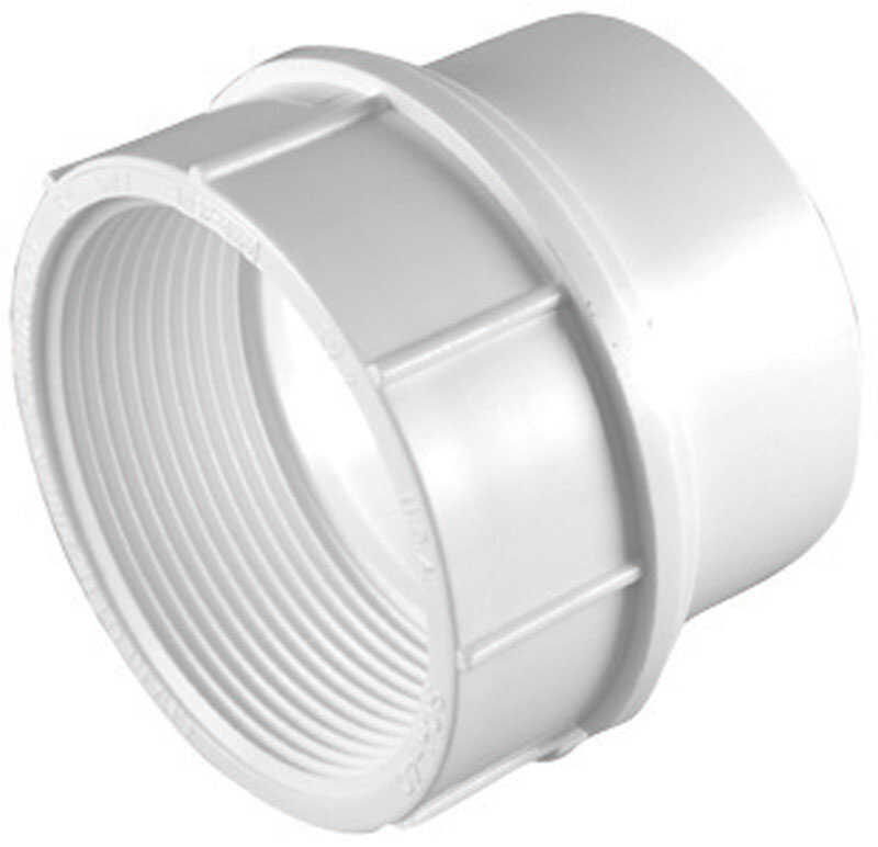 Charlotte Pipe Schedule 30 Pvc Pipe Adapter Ace Hardware