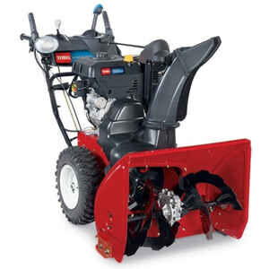 Toro  Power Max Heavy Duty 928 OHXE  28 in. W 265 cc Single-Stage  Electric Start  Gas  Snow Thrower