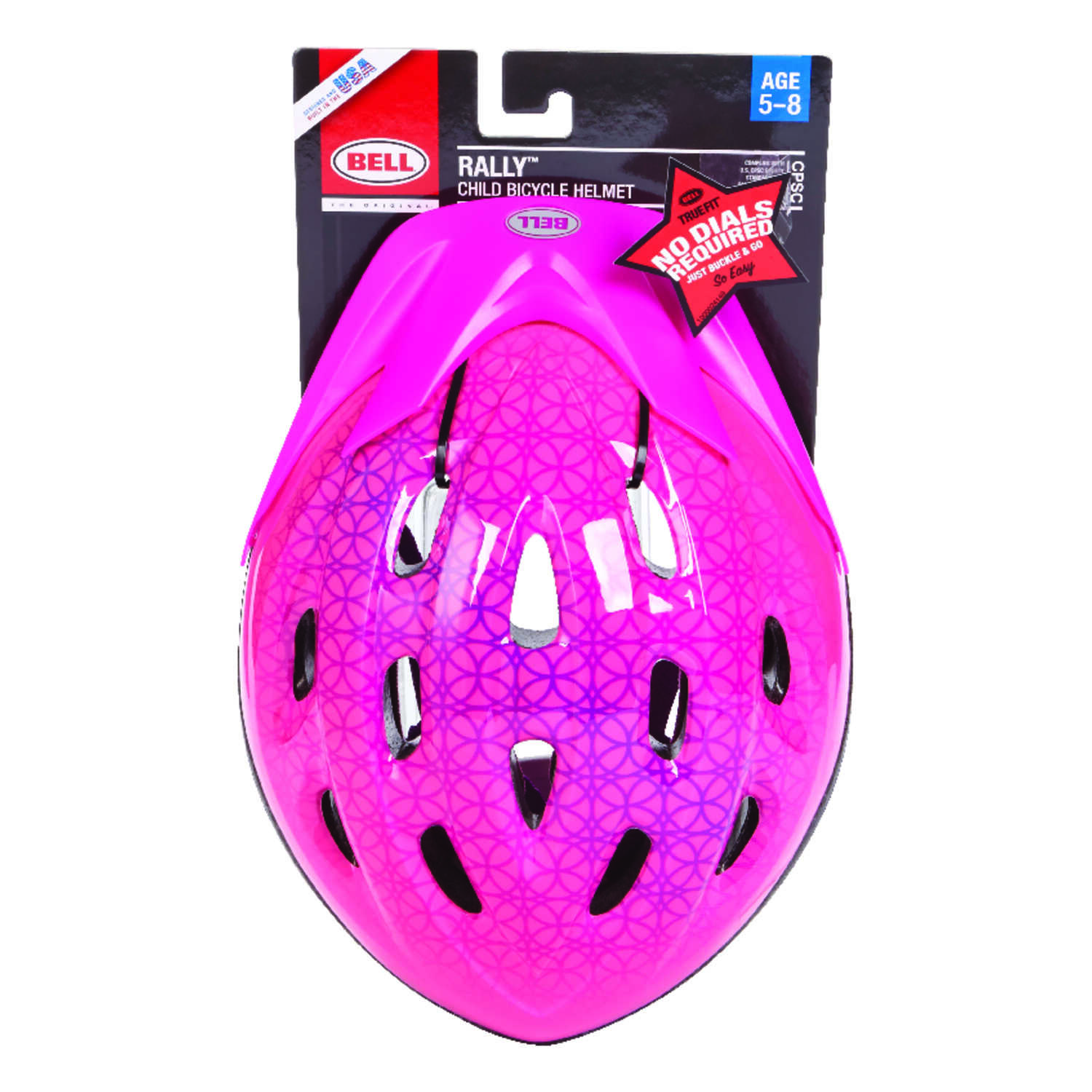 Bell Sports  Rally  Polycarbonate  Bicycle Helmet