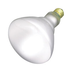 Satco  65 watt BR40  Reflector  Incandescent Bulb  E26 (Medium)  Soft White  1 pk