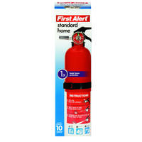 First Alert Standard 2-1/2 lb. Fire Extinguisher