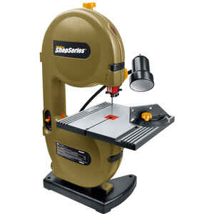 Rockwell  ShopSeries  59-1/2 in. Corded  Band Saw  2.5 amps 120 volt 3200 rpm
