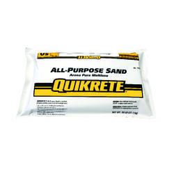 Quikrete Brown All-Purpose Sand 50 lb.