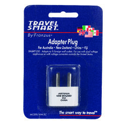 Travel Smart Type I For Worldwide Adapter Plug In
