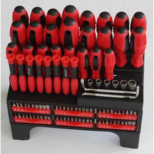 Ace  100 pc. Screwdriver and Bit Set